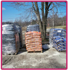 Newark Ohio Bagged and Bulk Mulch Supplier Hope Timber