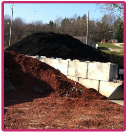 Newark Ohio Bagged and Bulk Mulch Supplier