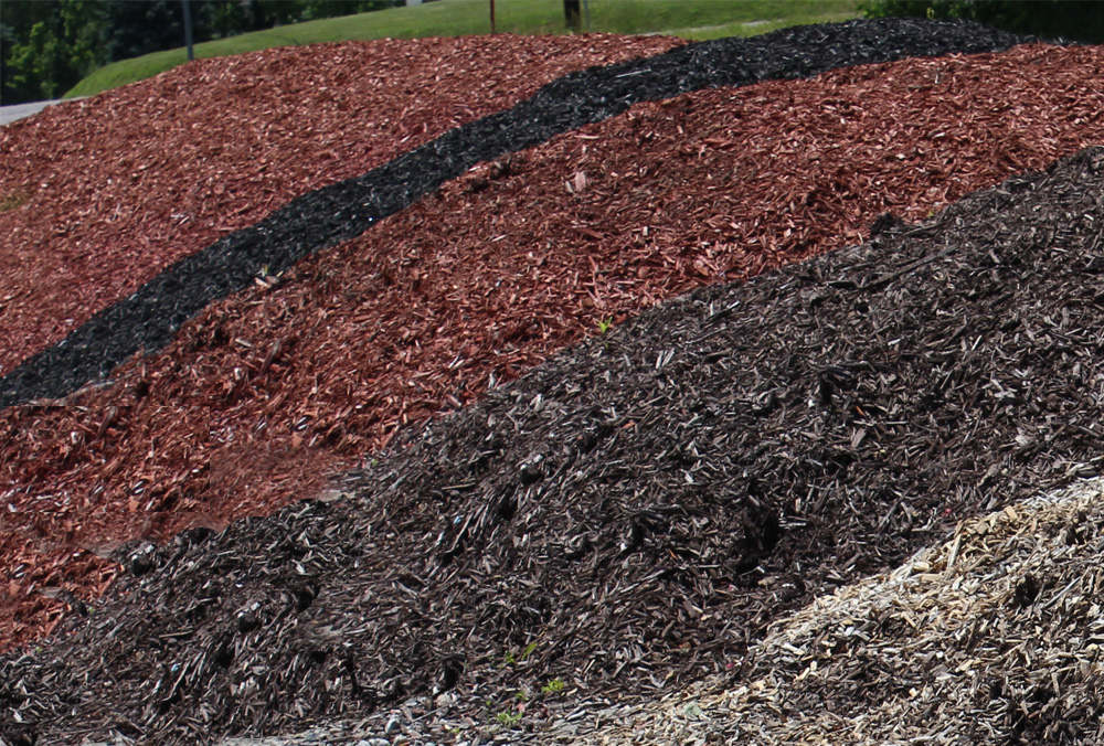 What Color Mulch To Use 28 Images Down The Garden
