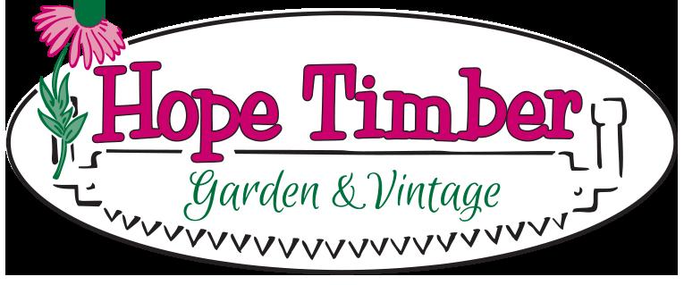 Hope Timber Garden Center Logo